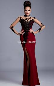 red fitted prom dresses 2015 dress images