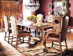 tuscan style dining room tables rustic tuscan style dining table