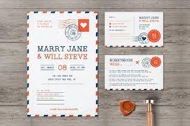 invitation templates creative market