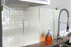 Adhesive Backsplash Rv Mods Smart Tiles Self Adhesive Kitchen Tile - Backsplash tile peel and stick