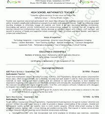 How To Write A Teacher Resume Download Teaching Jobs Resume Sample Haadyaooverbayresort Com