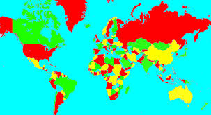 True World Map by Talk Four Color Theorem Wikipedia