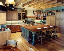 Country Kitchen Design by Rustic Kitchens Fetching Us