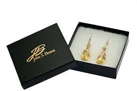 Citrine Chandelier Earrings Studio Lighting Setup For Portraits Ct Gold Filled Wire