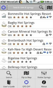 springs washington map oregon washington springs android apps on play