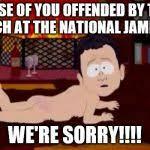 We Re Sorry Meme - we re sorry meme generator imgflip
