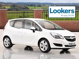 opel meriva 2016 used vauxhall meriva 2016 for sale motors co uk