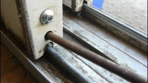 Patio Door Repair Sliding Patio Door Repair How To Fix A Sticking Patio Door