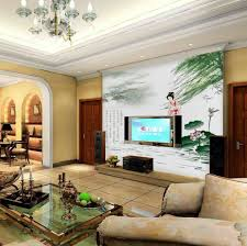 interior decoration designs for home decoration ideas charming green black tree wall painting with