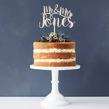 wood cake toppers wedding cake toppers and decorations notonthehighstreet
