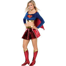 Cheap Halloween Costumes Size Cheap Supergirl Size Costume Supergirl Size