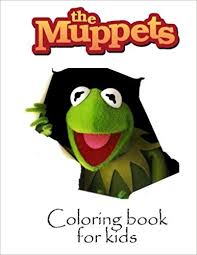 coloring book kids muppets muppets coloring book kids 55
