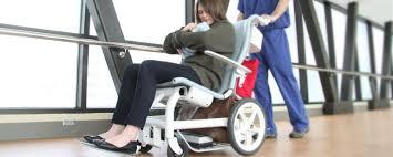 patient transport chair foster phillips
