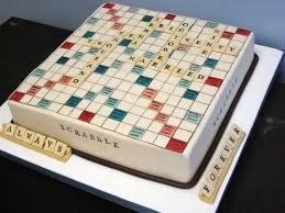 23 best scrabble cakes images on pinterest scrabble cake cake