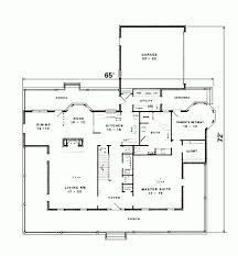 new american country house plans