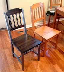 Refinish Dining Chairs Refinishing Dining Room Set