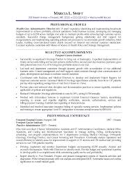 resume samples administrative objectives for resume job search tolls 50 statements it examples free sample resumes inspiration decoration teacher executive resume samples free