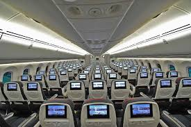 Air Canada Seat Map by Air Canada Begin Boeing 787 9 Flights Between Toronto And Delhi