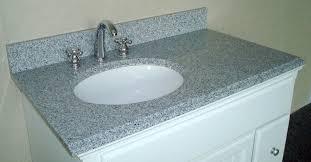 58 Inch Bathroom Vanity by Bathroom Vanity Top With Left Sink Silkroad Exclusive 58 Inch
