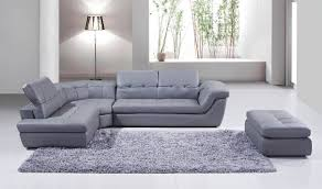 Gray Leather Sectional Sofas Sofa Gray Leather Sectional Sofa Grey Sectional Leather