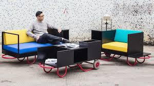 move over ikea this ultra portable furniture adapts any apartment