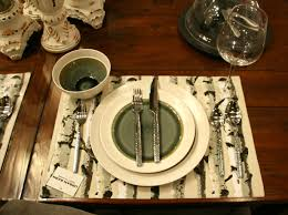 Table Place Settings by How To Dress A Delectable Dining Table U2013 Try Small Things