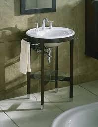 modern pedestal sinks for small bathrooms small basmall bathroom pedestal sinks nrc bathroom