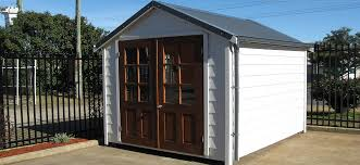 Studio Shed With Bathroom by Backyard Cabins Tiny Houses Timber Garden Sheds Art Studios