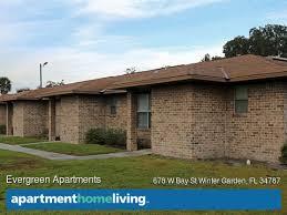 evergreen apartments winter garden fl apartments for rent