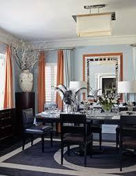 The  Best Burnt Orange Rooms Ideas On Pinterest Burnt Orange - Burnt orange dining room