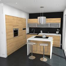 cuisine bois massif ikea ilot cuisine bois massif cuisine classique en bois massif avec