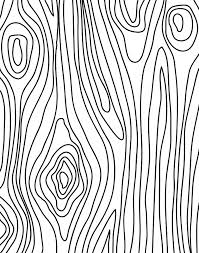 White Wood Grain Wood Grain Clipart Black And White Collection