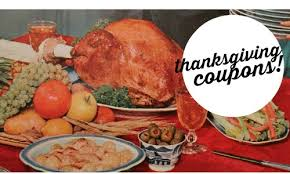 thanksgiving coupons save on turkey veggies butter more