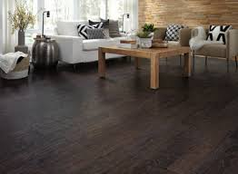 Distressed Engineered Wood Flooring 3 8 X 5 Espresso Oak Virginia Mill Works Engineered Lumber