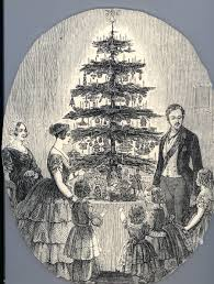 christmas with victoria and albert in 1848