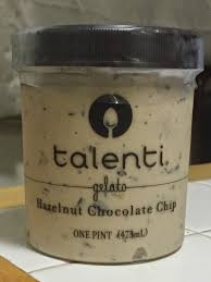 new for 2015 talenti hazelnut chocolate chip
