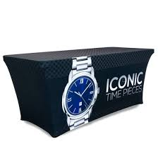 trade show table covers cheap trade show table cover stretch custom spandex fitted throw runner