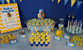 rubber duck baby shower decorations rubber duck baby shower decoration ideas the simple concept from