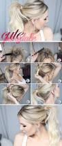 20 hair tutorials you should not miss cute u0026 easy hairstyles
