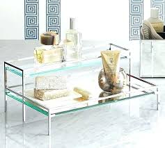 Mirrored Bathrooms Mirrored Bathroom Tray Akapello
