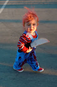 Scary Halloween Looks Best 25 Chucky Costume For Kids Ideas On Pinterest Kids Chucky