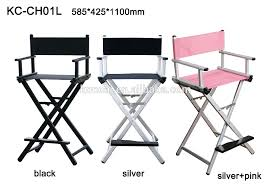 professional makeup artist chair in many colors different size folding salon aluminum makeup