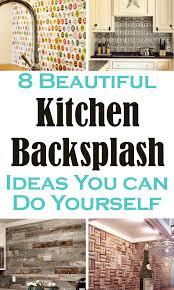 do it yourself kitchen backsplash ideas diy home home beautiful kitchen backsplash ideas you can do