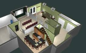 fresh design modern house plans 3d home ideas 700x525