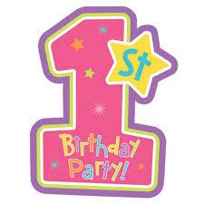 1st birthday girl hugs and stitches birthday girl invitations balloons co uk