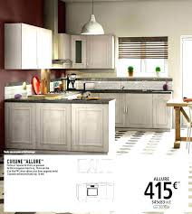 simulation de cuisine cuisine amacnagace grise cuisine acquipace grise simulation cuisine