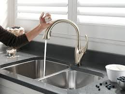 touch kitchen faucets reviews kitchen faucets touch sensitive faucet for kitchen faucets