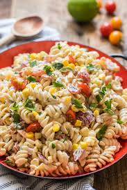 southwest pasta salad neighborfood