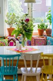 colorful kitchen chairs 36 best colourful kitchens images on pinterest colorful kitchens