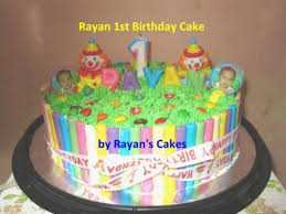my first birthday cake for my baby boy cakecentral com